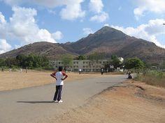 Cricket under Arunachala