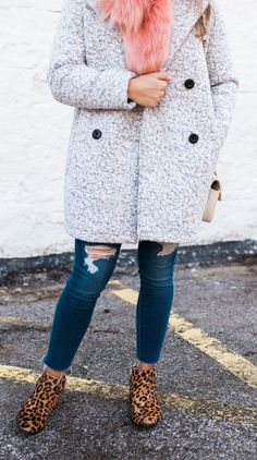 Winter Outfit Inspo / Why you need a Classic Coat via Glitter & Gingham