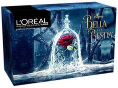 L'oréal cria nova coleção de maquiagem inspirada no novo filme da Bela e a Fera.