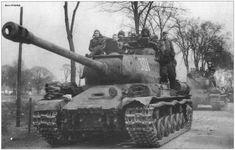 "Russian Army - ""IS-2"" - WW II Heavy Tank – Crew: 4 (Commander, Loader, Gunner and Driver) Armament: 1 x 122mm (D24-T) Gun, 3 x 7.62mm (DT) and 1 x 12.7mm (DShK) Machine Guns)  - 3,854 were Built between (1943-1945)"