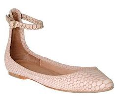 Pretty ankle strap flats http://rstyle.me/n/gg8bmnyg6