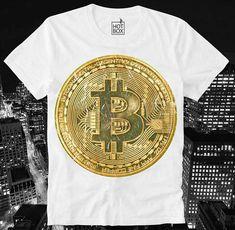 e85d79f8f T Shirt HOTBOX Bitcoin Crypto Currency Retro Vintage Distresses Grunge  Blockchain Block Chain Nerd Geek Ethereum