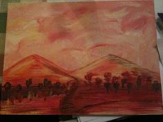 my last painting Painting, Art, Painting Art, Paintings, Kunst, Paint, Draw, Art Education, Artworks
