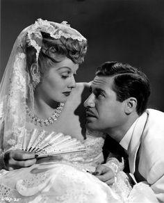 Lucille Ball And John Hodiak