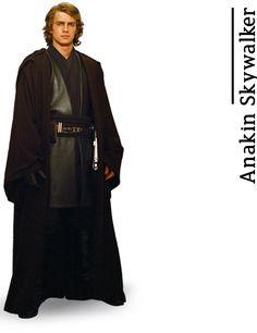 "Anakin Skywalker - from ""A Fans Guide to Star Wars"" by daniekl #StarWars"