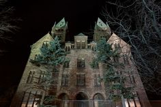 Buffalo State Hospital: an Abandoned Kirkbride Building in Buffalo, NY