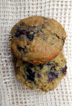 Soaked Oatmeal Muffins #glutenfree
