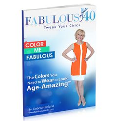 How To Wear Colored Jeans Over 40 {VIDEO}