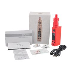 44.41$  Buy here - http://ali2ne.worldwells.pw/go.php?t=32780077016 - Joyetech eVic VTC Mini with Cubis Kit Firmware Upgradeable 75W eVic VTC and Mini Mod Cubis Atomizer 44.41$