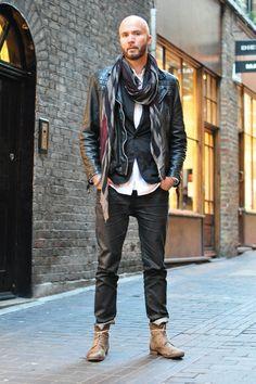 men rock fashion - Buscar con Google