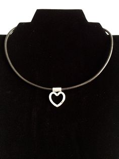 Petite Submissive Heart Day Collar / by SubmissiveOfferings
