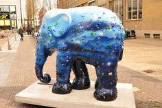 """elephant maximus"" elephant parade Heerlen"