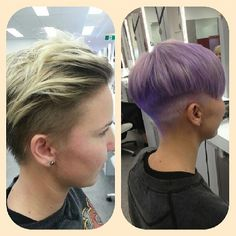 BEFORE AND AFTER. Amazing transformation done by our stylist Bec today! #pravanacolour #pravana #unityhair #amazinghair #transformation #professionalcolour #talent