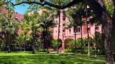 Waikiki Hotels | The Royal Hawaiian, A Luxury Collection Resort | Waikiki Beach Hotels