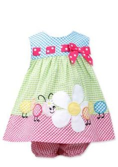 Dresses For Kids – Lady Dress Designs Baby Girl Dress Patterns, Little Girl Dresses, Baby Dresses, Dress Girl, Sewing For Kids, Baby Sewing, Niñas Carters Baby, Toddler Dress, Toddler Girls