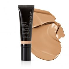 Mary Kay® CC Cream Sunscreen SPF 15 Light-to-Medium Cc Cream, Mary Kay, Lipstick, Foundation, Medium, Sunscreen Spf, Live, Stuff To Buy, Alphabet