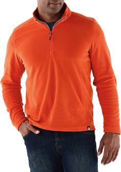 Rei Co-Op Male Quarter-Zip Fleece Pullover - Men's