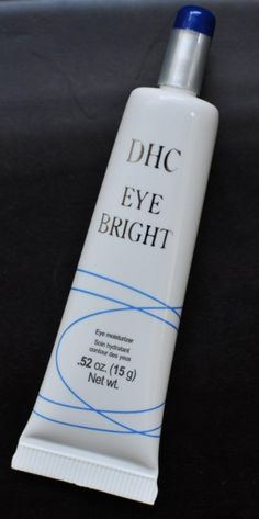 An eye gel that is so soothing for tired eyes - DHC's Eye Bright.