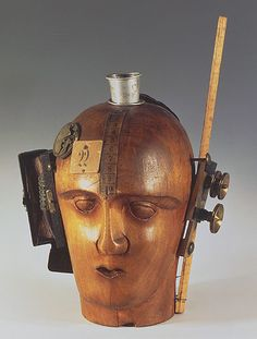 DADA- Raoul Hausmann's c. 1920 assemblage, Mechanical Head (The Spirit of Our Age)