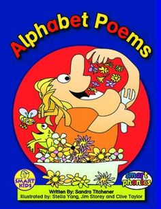 Ideal for shared reading. These beautifully illustrated read-along poems have a high degree of repetition above and beyond high frequency words, allowing children to develop and extend their vocabulary and general knowledge. Each Letter / Sound of the alphabet has a separate poem.