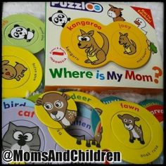 Puzzle Edukasi | PUZZLODUO 'Where is My Mom?' tentang induk binatang dan anak-anaknya. Contact us : Line@ : @MomsAndChildren whatsapp : 083897632306 BBM : 769432FC My Mom, Deer, Reindeer