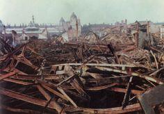 13th December 1975, Leeds, Kirkgate Market Fire.