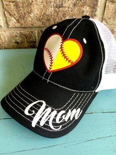 cec498582ed Baseball and Softball Mom Cap