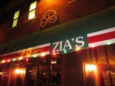 Zia's Italian restaurant in The Hill, St Louis by fcsuper, via Flickr