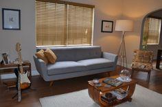 Nixon Sofa in Expectation Grey