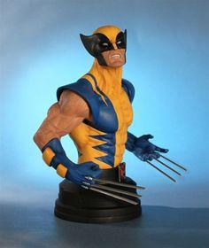 [GENTLE GIANT] Modern Wolverine Mini Bust