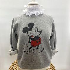 Sweatshirts, Hoodies, Royal Look, Double Ruffle, Modern Wardrobe, Lady Diana Spencer, Lace Embroidery, Raglan, 40 Years