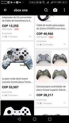 Mando Xbox One, Shopping