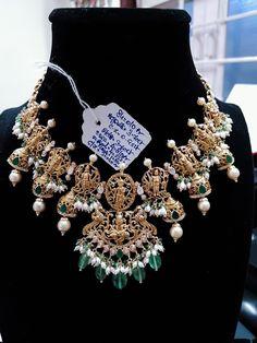 Mango Mala Jewellery, Bridal Jewellery, Gold Jewellery, Wedding Jewelry, Beaded Jewelry, Beaded Necklace, Necklaces, Jewellery Designs, Necklace Designs