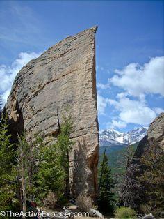 The Edge of Time, Estes Park, Colorado