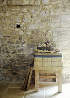 Roses and Rust: French Farmhouse