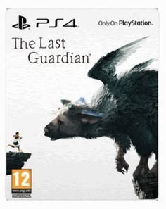 The Last Guardian Special Edition - Only at GAME PS4 Cover Art