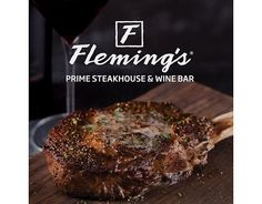 Fleming's Steakhouse | $40 Off $100 Entire Check $40 Off (flemingssteakhouse.com)