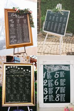 What's one of the very first things your guests look for when they arrive at your reception? The seating chart to figure out where they're sitting! Having an unique and eye-catching seating chart really helps to create a remarkable first impression. While remembering to alphabetize, select a readable font, and to print the names of …