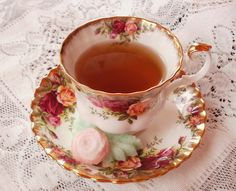 Pretty Sugar Shapes for Tea