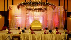 this reception decoration done by incredibles location: Anandha inn Hotel in pondicherry  date:13.11.2013 for more information see our website www.incredibledecors.com contact: 9585509851 / 52 / 53