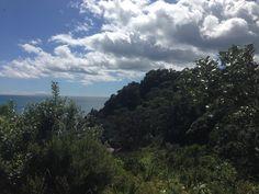 On Waiheke Island, Hauraki Gulf Waiheke Island, New Zealand, River, Celestial, Sunset, Places, Outdoor, Image, Beautiful
