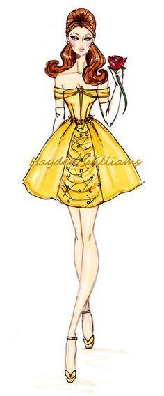 hayden williams disney princesses - Google Search
