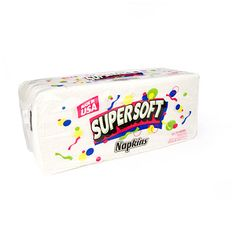 Supersoft Napkins, 300-Count