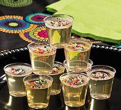 Champagne Jello Shots http://completerecipes.com/Champagne-Jello-Shots.html?back_url=./