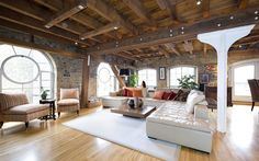 New Concordia Wharf, Bermondsey, three bedrooms and bathrooms, £3.75m, Cluttons (020 7407 3669).