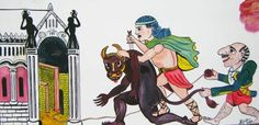 Μυθολογία - Ο Θησέας και ο Μινώταυρος