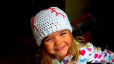 EyeBall Beanie PDF pattern by CrochetAFlower on Etsy