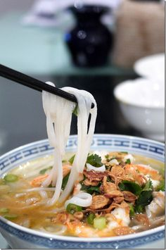 "Ipoh ""Kai Si Hor Fun"" & my mother's recipe | ChopinandMysaucepan"
