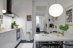 Scandinavian style | Apartment at Kungshöjd in Gothenburg | Photo by Swedish broker Alvhem Mäkleri | via styleandcreate.com