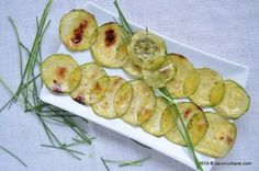 Chips din dovlecei la cuptor Zucchini, Diet Recipes, Sushi, Vegetables, Ethnic Recipes, Food, Salads, Veggies, Skinny Recipes